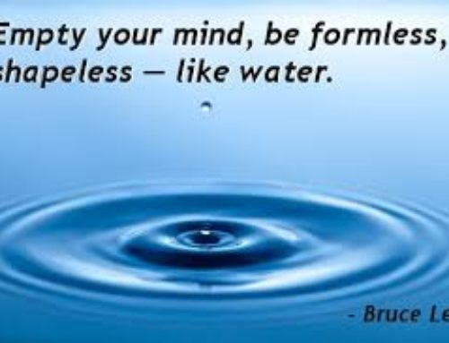 Mind like Water
