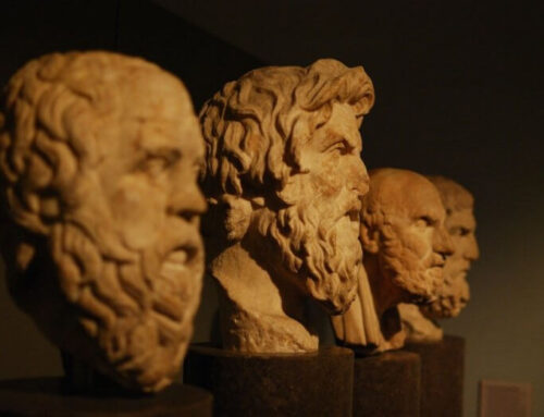 What's up with Stoicism?!